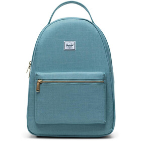 Herschel Nova Mid-Volume Backpack oil blue crosshatch